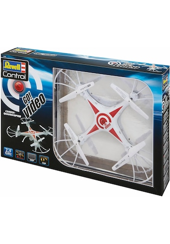 Revell® RC-Quadrocopter »Revell® control, Go! Video«, mit Kamera kaufen