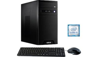 Hyrican »CyberGamer 6529« Gaming - PC (Intel, Core i3, RX 550, Luftkühlung) kaufen