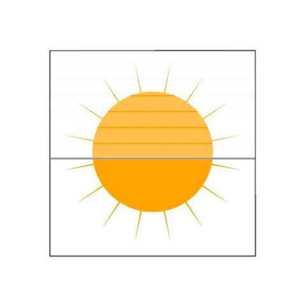 Plissee nach Maß, »Classic Style Crepe«, sunlines, Lichtschutz, ohne Bohren, verspannt
