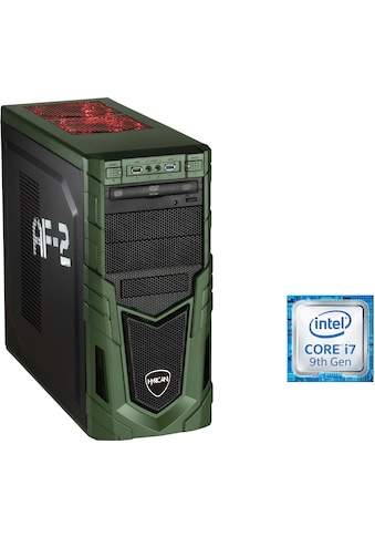 Hyrican »Military Gaming 6535« Gaming - PC (Intel, Core i7, RTX 2080 SUPER, Luftkühlung) kaufen