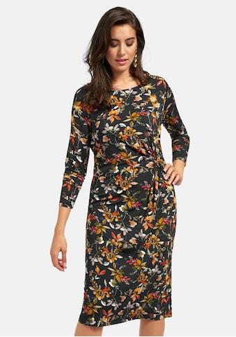 Emilia Lay Jerseykleid »Jersey-Kleid«, mit Blumenmuster kaufen