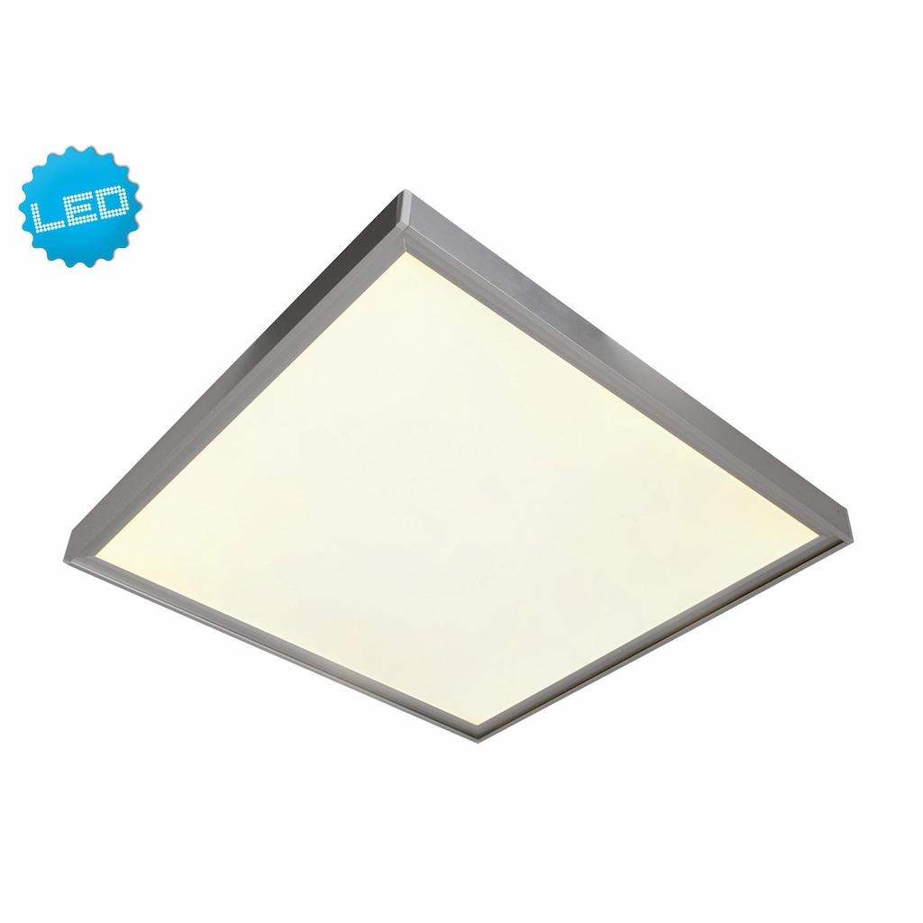 näve LED Panel, LED-Board, Warmweiß, LED Deckenleuchte, LED Deckenlampe