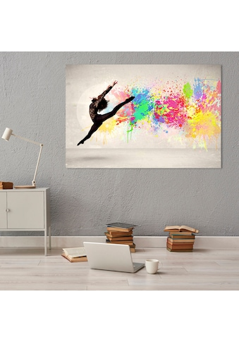 queence Acrylglasbild »tanzende Frau« kaufen