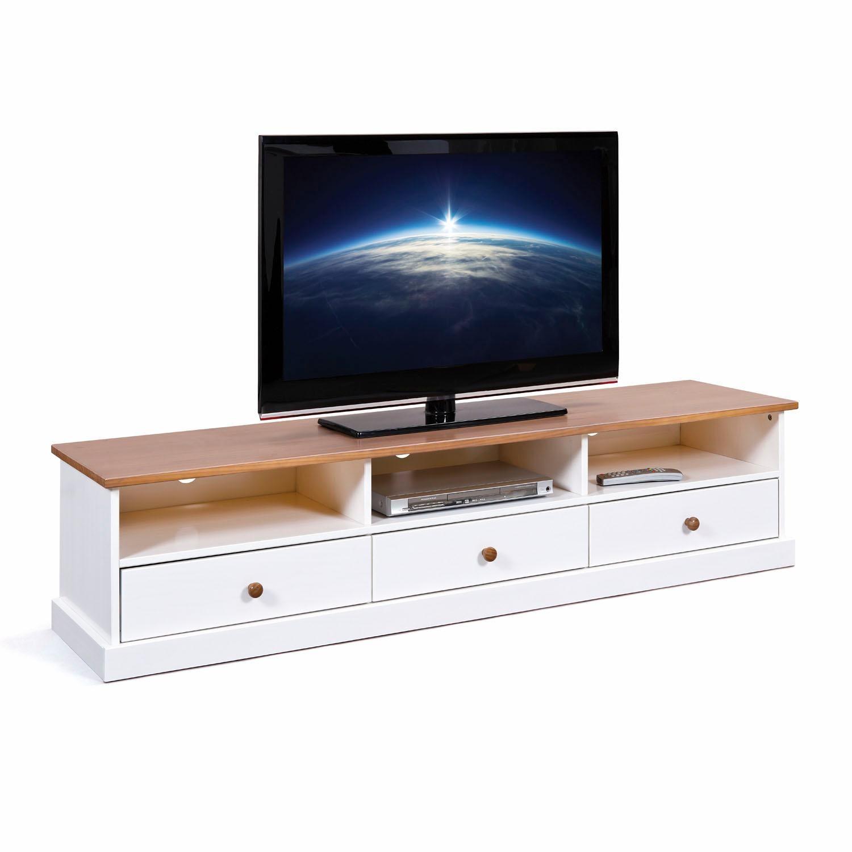 Home affaire TV-Kommode Westerland mit drei Schubladen Breite 180 cm