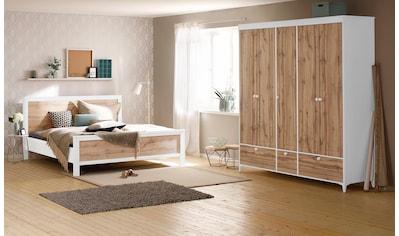 Schlafzimmer im Landhausstil Weiss kaufen | BAUR
