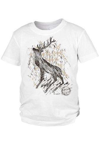 Der Trachtler T-Shirt aus 100% Bio-Baumwolle kaufen