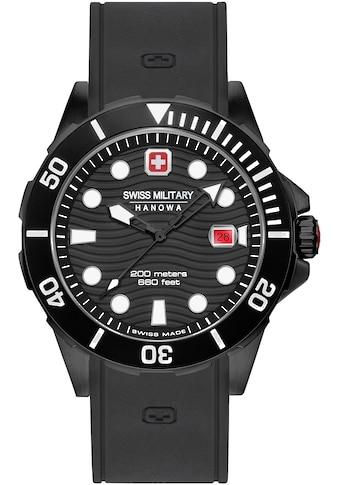 Swiss Military Hanowa Schweizer Uhr »OFFSHORE DIVER, 06-4338.13.007« kaufen