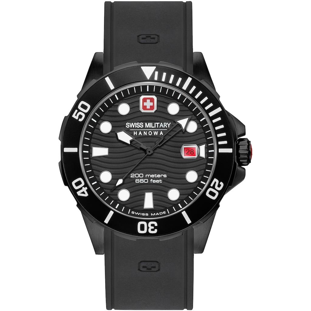 Swiss Military Hanowa Schweizer Uhr »OFFSHORE DIVER, 06-4338.13.007«