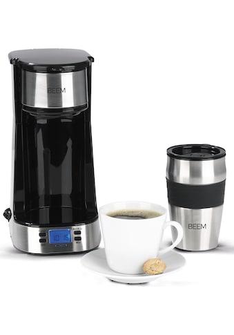 BEEM Filterkaffeemaschine »Thermo 2 Go Single«, Permanentfilter kaufen