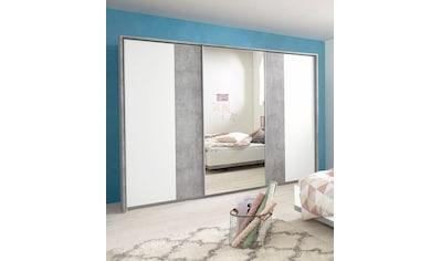 rauch BLUE Schwebetürenschrank »Siegen«, mit Spiegel kaufen