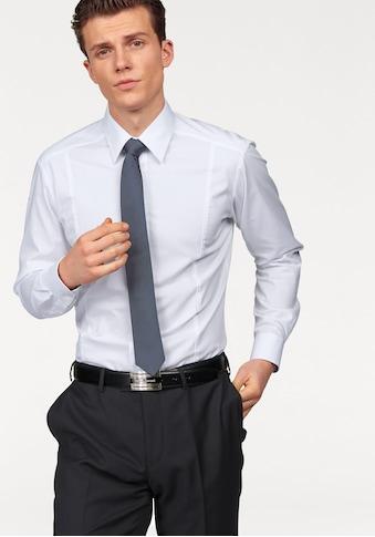 Bruno Banani Businesshemd »Modern-fit«, Modische Teilungsnähte vorn, bügelfrei kaufen