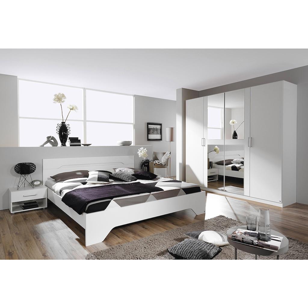 rauch BLUE Schlafzimmer-Set »Rubi«, (Set, 4 St.)