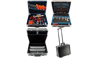 FAMEX Werkzeugtrolley »604 - 89«, 86 - / insgesamt 128 - tlg. kaufen