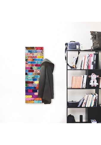 Artland Garderobe »Bunte Mauer« kaufen