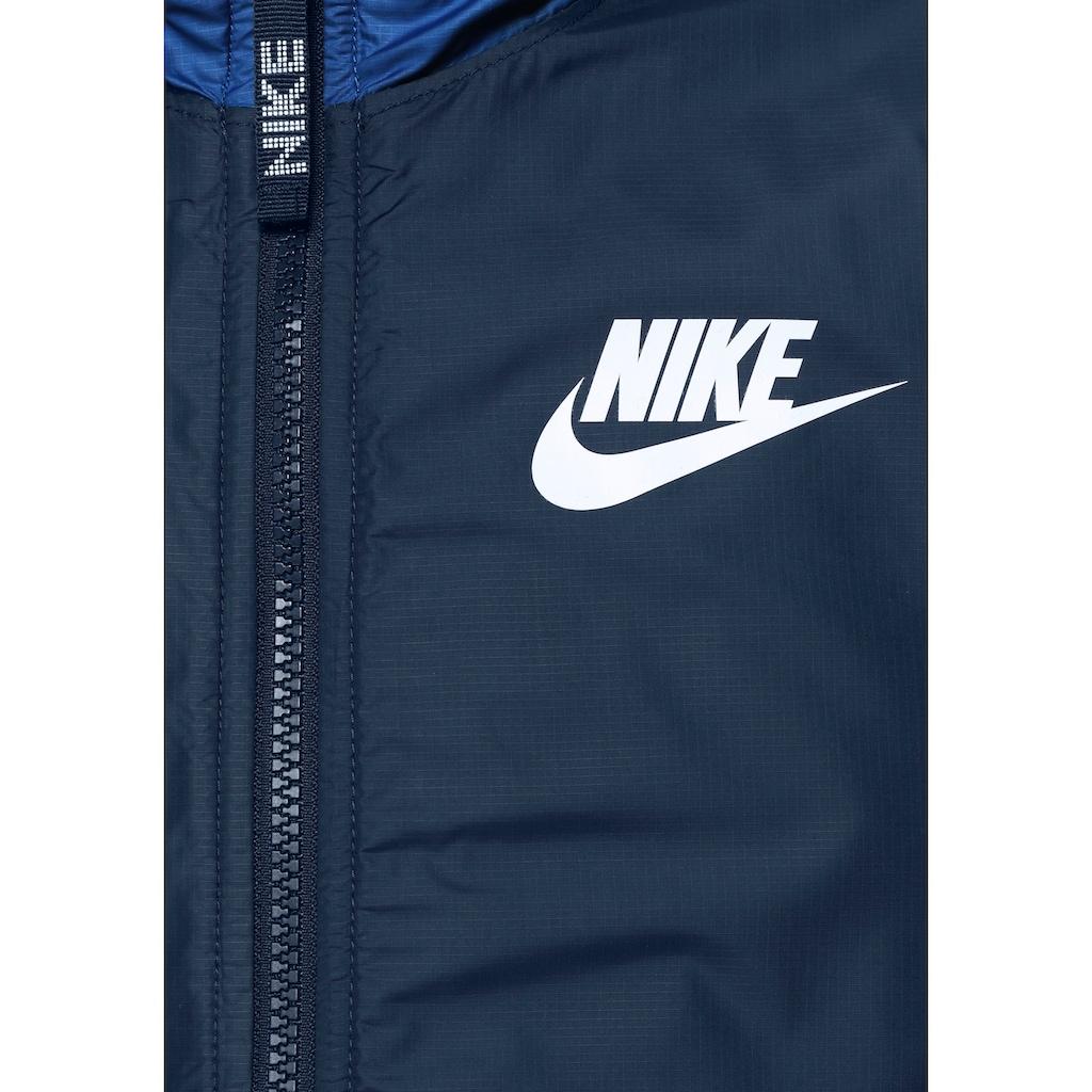 Nike Sportswear Langjacke »NIKE SPORTSWEAR JACKET FLEECE LINED«