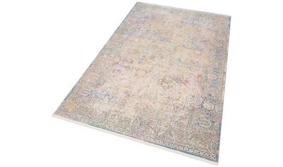 Teppich, »Colorful 24030«, merinos, rechteckig, Höhe 7 mm, maschinell gewebt kaufen