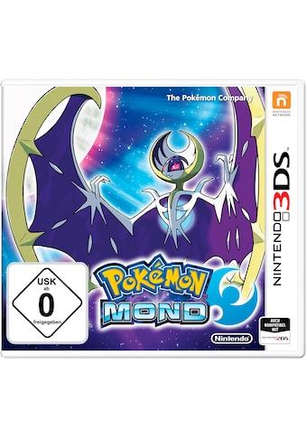 Nintendo 3DS Spiel »Pokémon Mond«, Nintendo 3DS kaufen