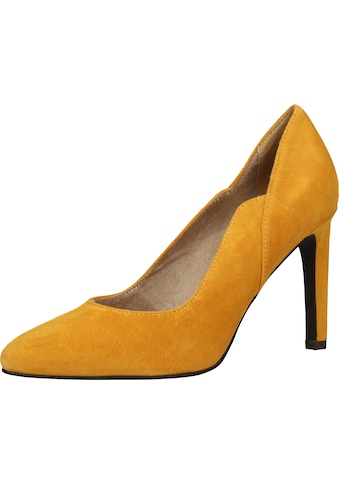 MARCO TOZZI High-Heel-Pumps »Veloursleder« kaufen
