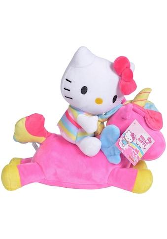 """SIMBA Plüschfigur """"Hello Kitty, Einhorn, 25 cm"""" kaufen"""