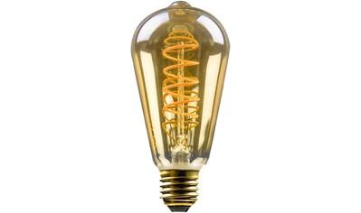 BLULAXA LED-Filament »Vintage«, E27, 10 St., Extra-Warmweiß, 10er-Set, extrem warmweißes Licht, superwarmweis kaufen