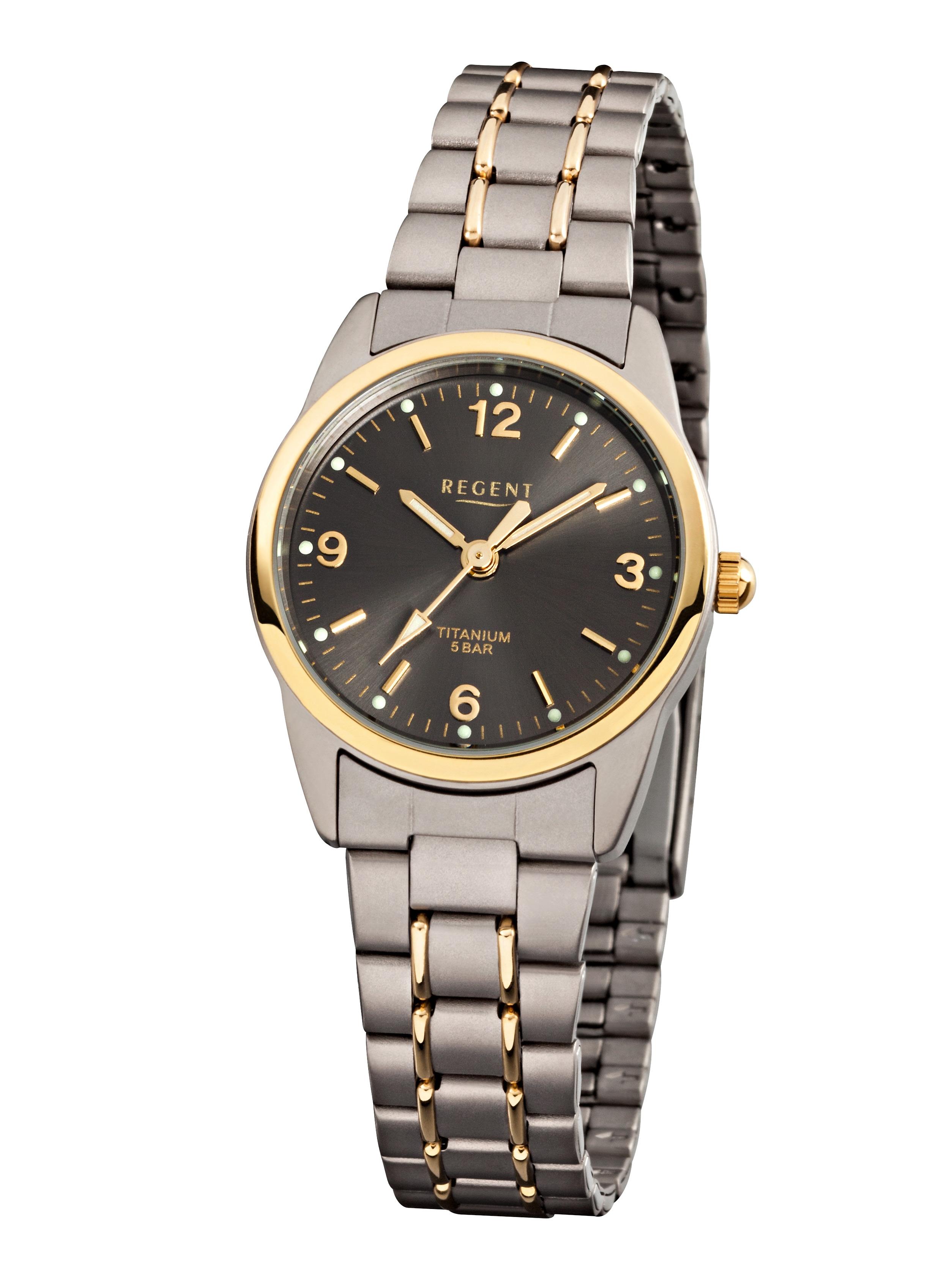 Regent Titanuhr 12290269-F429 | Uhren > Titanuhren | Regent