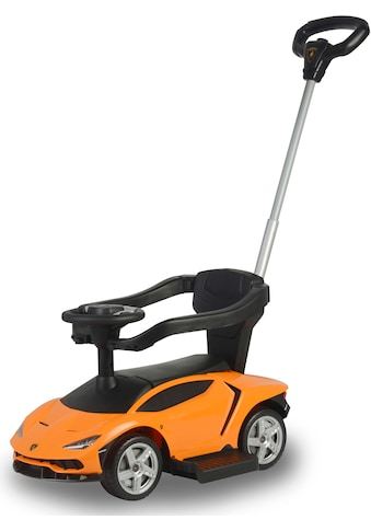 Jamara Rutscherauto »JAMARA Kids, Lamborghini Centenario, orange«, mit Sound am Lenkrad kaufen