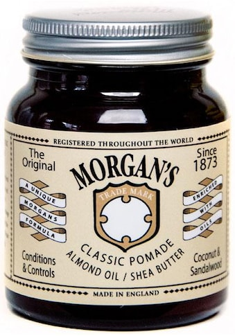 Morgan's Haarpomade »Classic Pomade Almond Oil/Shea Butter« kaufen