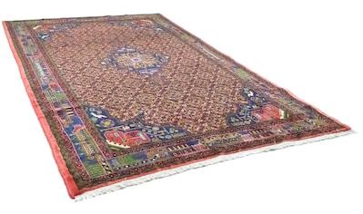 morgenland Wollteppich »Kolyai Teppich handgeknüpft rot«, rechteckig, 12 mm Höhe kaufen