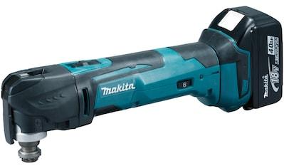 MAKITA Akku - Multifunktionswerkzeug »DTM51RT1J3 / DTM51Y1JX8 / DTM51Z«, 18 V kaufen