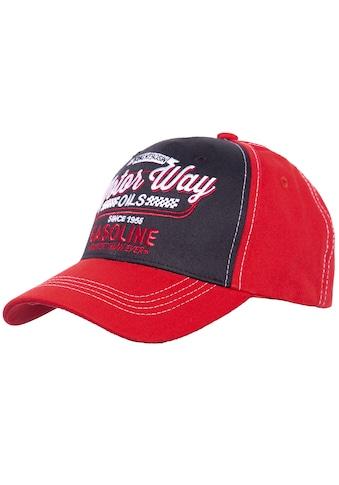 KingKerosin Baseball Cap »Motor Way« kaufen