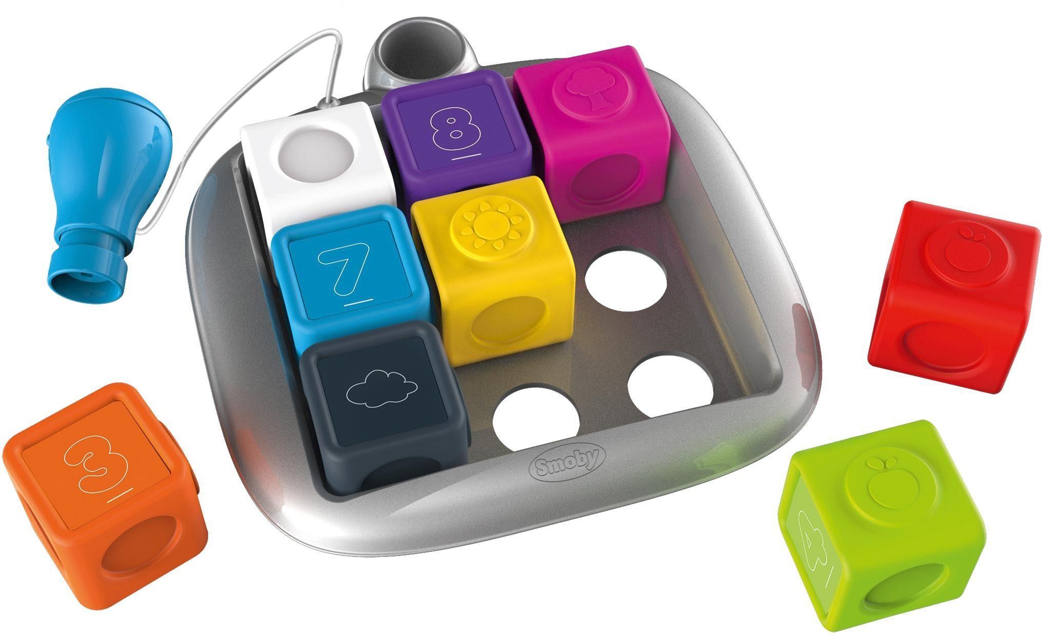 "Smoby Spiel ""Smoby Smart - Würfel"" Technik & Freizeit/Spielzeug/Lernspielzeug/Lernspiele"