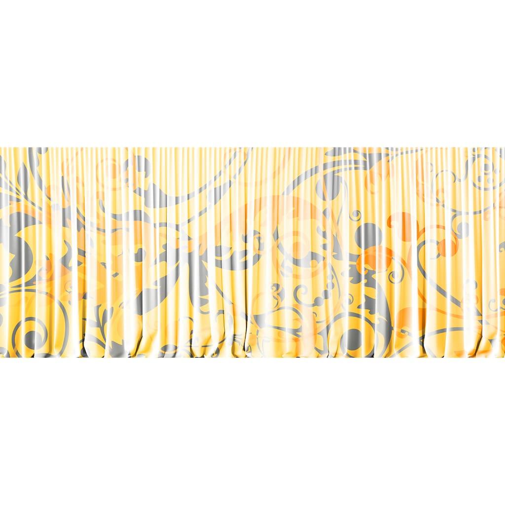 Architects Paper Fototapete »Atelier 47 Curtain White 1«, 3D-Optik-floral