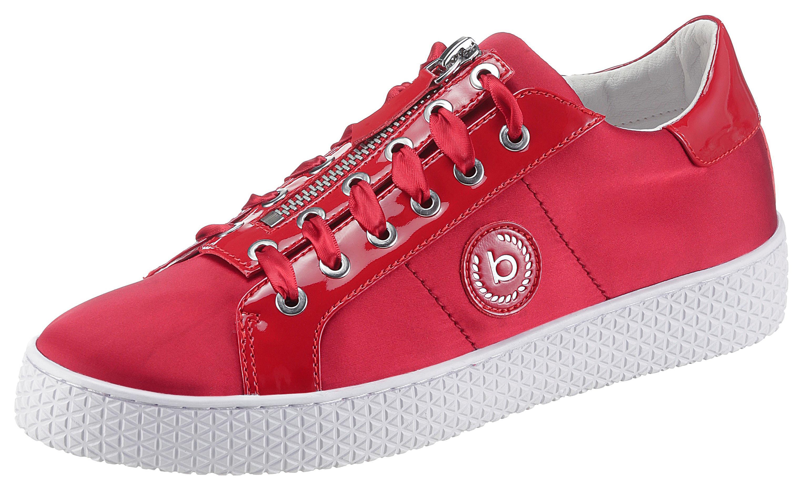 Bugatti Plateausneaker | Schuhe > Sneaker > Plateau Sneaker | Rot | BUGATTI