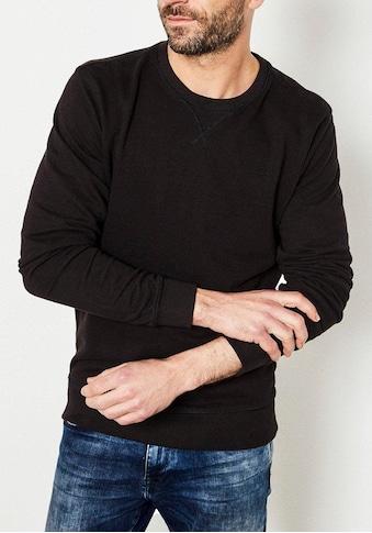Petrol Industries Sweatshirt, mit Logostickerei kaufen
