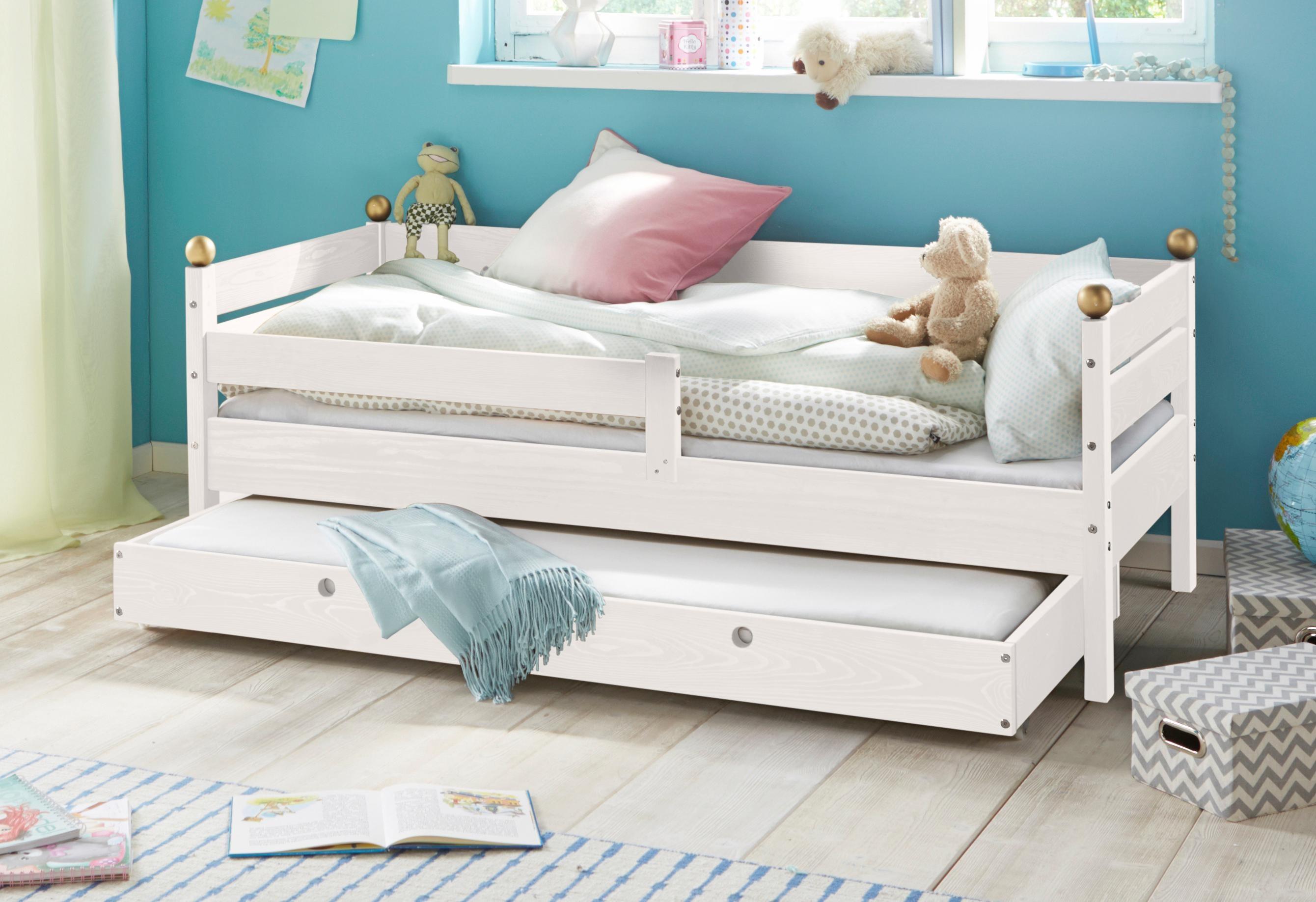 kinderbett silenta auf rechnung bestellen baur. Black Bedroom Furniture Sets. Home Design Ideas