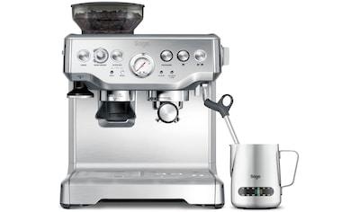 Sage Espressomaschine »The Barista Express, SES875BSS2EEU1A« kaufen