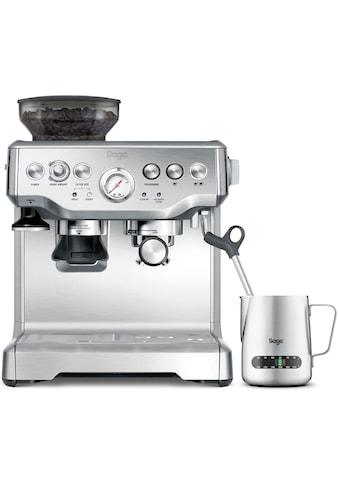 Sage Espressomaschine »»The Barista Express, SES875BSS2EEU1A«« kaufen