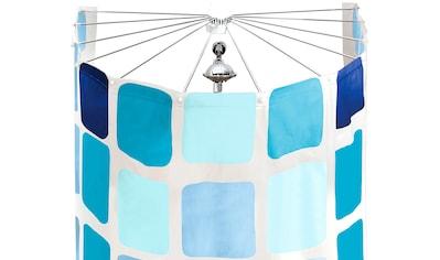 Kleine Wolke Duschvorhangspinne »Big Spider«, ausdrehbar, Radius 71 cm, für Duschvorhänge mit 12 Ösen kaufen