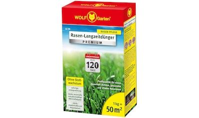WOLF-Garten Rasendünger »LE 50 PREMIUM Langzeitdünger«, 1 kg kaufen