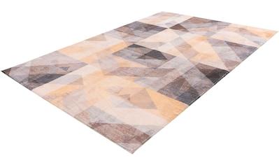 Obsession Teppich »My Delta 315«, rechteckig, 10 mm Höhe, Kurzflor, Wohnzimmer kaufen