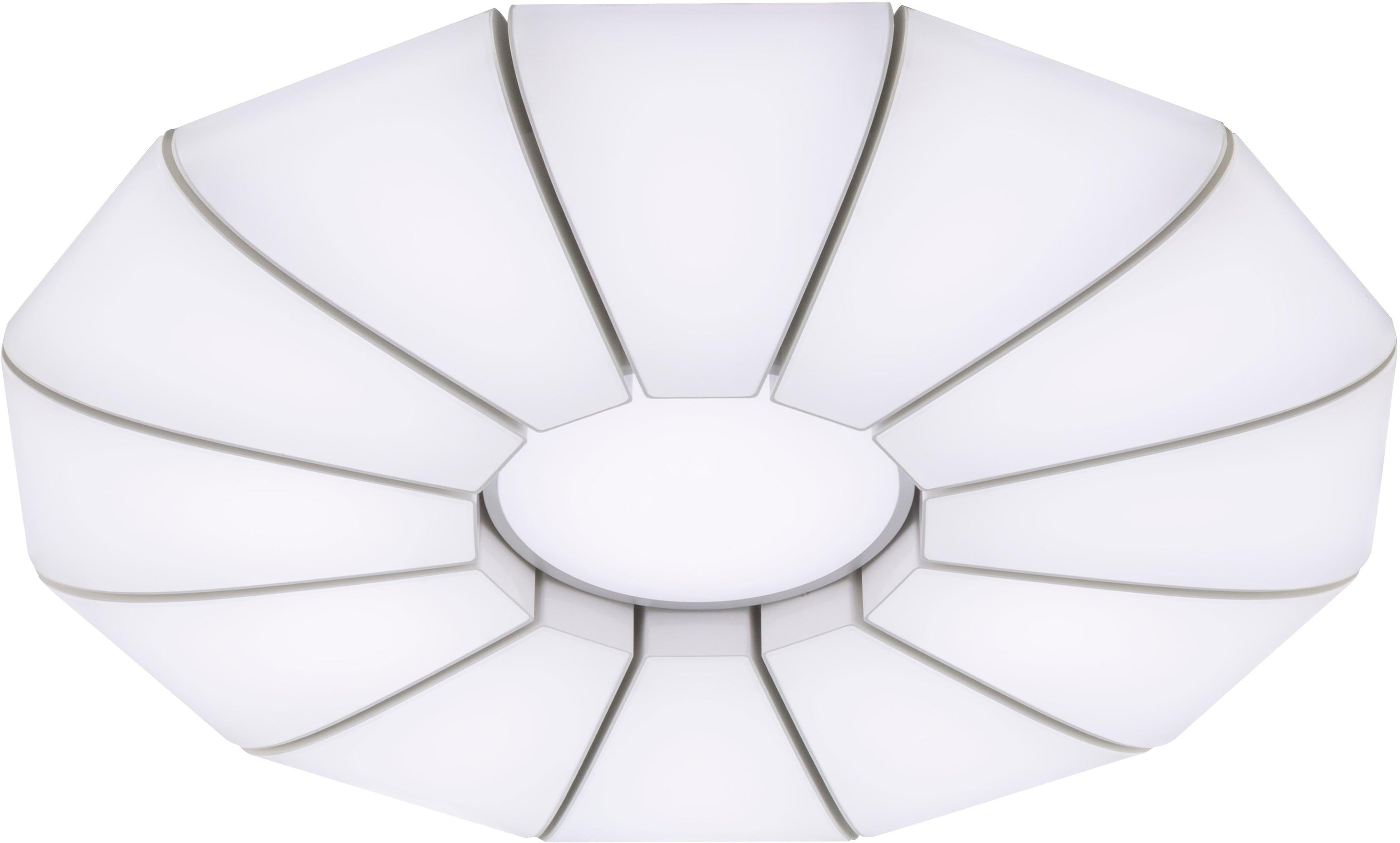 FISCHER & HONSEL LED Deckenleuchte Roger, LED-Board, 1 St., LED Deckenlampe
