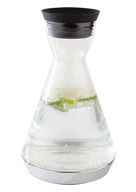 APS Karaffe, (3 tlg.) farblos Karaffen Gläser Glaswaren Haushaltswaren Karaffe