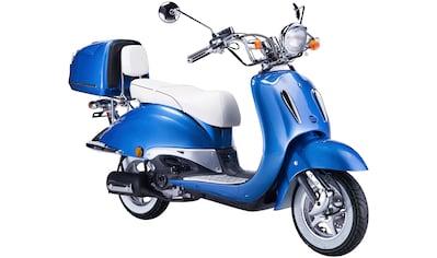 GT UNION Motorroller »Strada«, 8,6 PS, inkl. Topcase kaufen