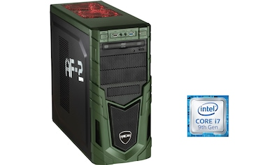 Hyrican »Military Gaming 6533« Gaming - PC (Intel, Core i7, RTX 2060 SUPER, Luftkühlung) kaufen