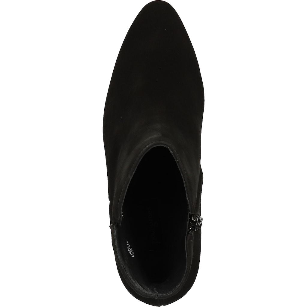 Paul Green Stiefelette »Veloursleder«