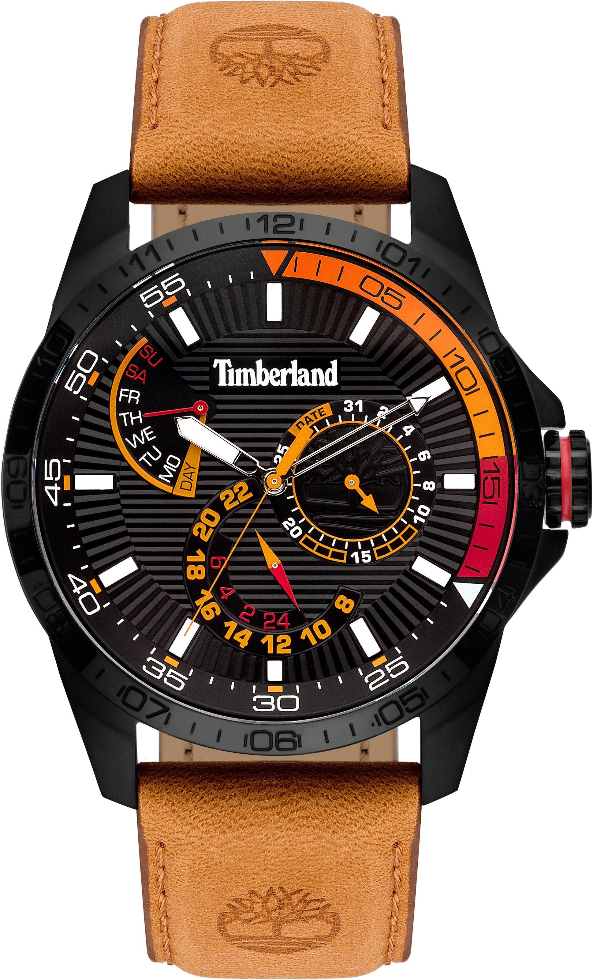 Timberland Multifunktionsuhr »OAKHAM, TBL15641JSB.02« bestellen | BAUR