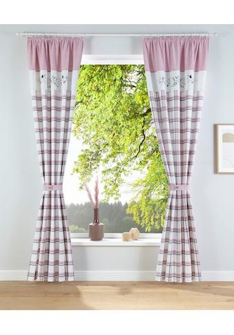 Home affaire Vorhang »Lola«, Nachhaltig kaufen