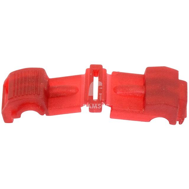 RAMSES Verbinder , Abzweigverbinder rot 0,5 - 0,75 mm² 50 Stück