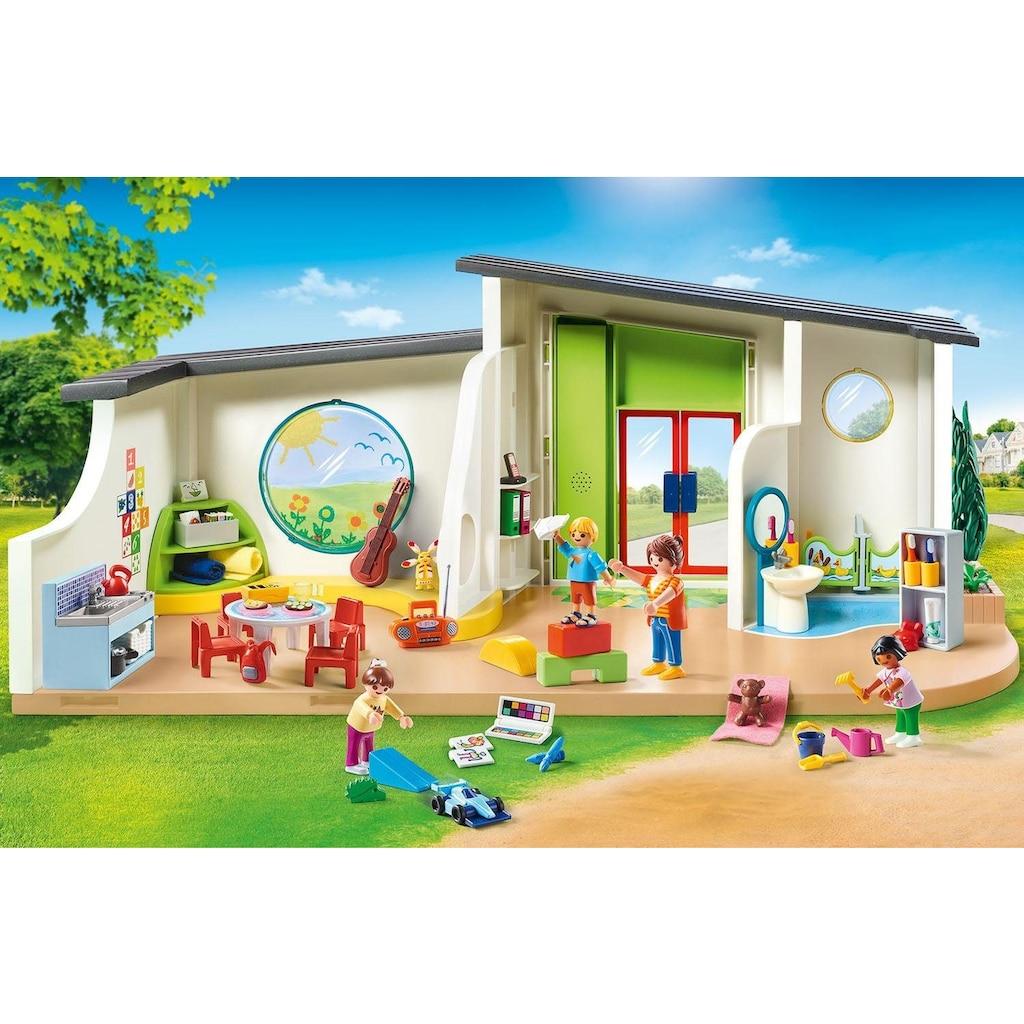 Playmobil® Konstruktions-Spielset »KiTa Regenbogen (70280), City Life«, ; Made in Germany