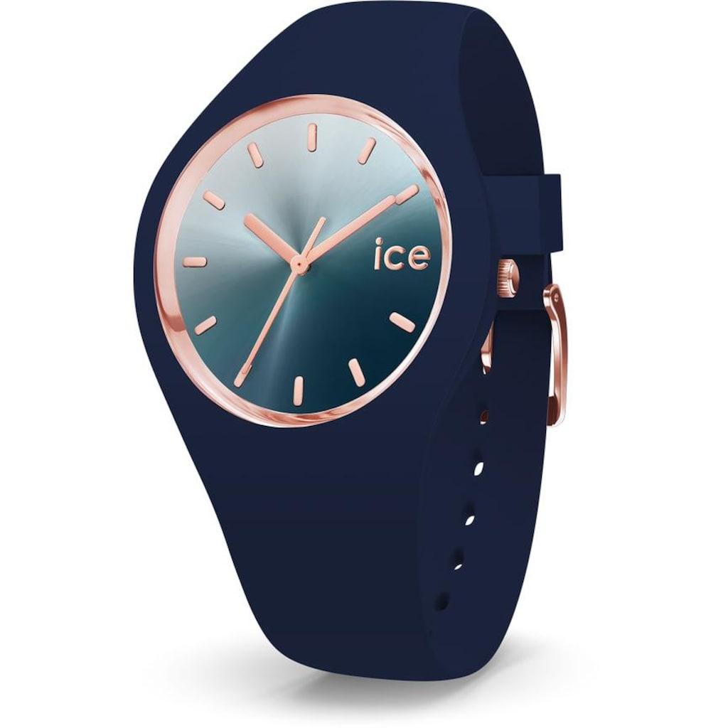 ice-watch Quarzuhr »ICE sunset - Blue - Medium, 015751«